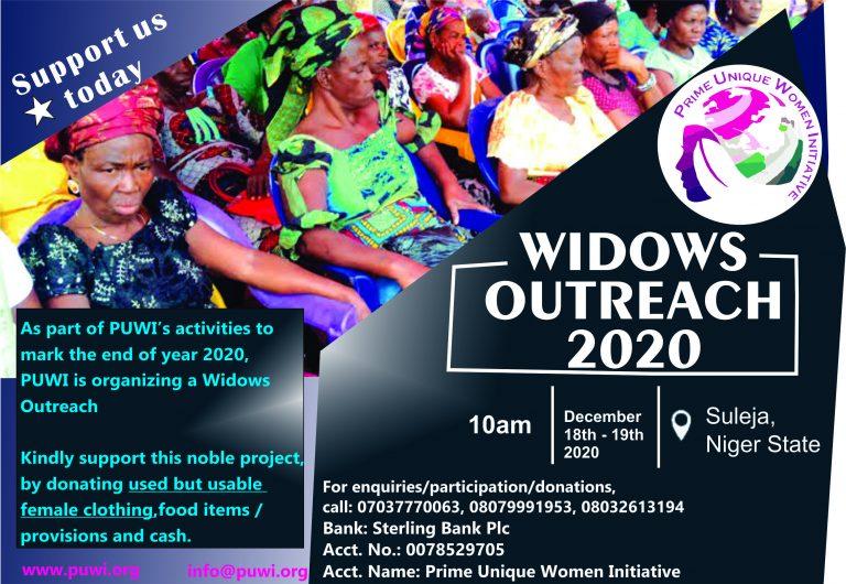 widows outreach